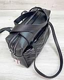 Женская сумка «Грейс» черная, фото 3