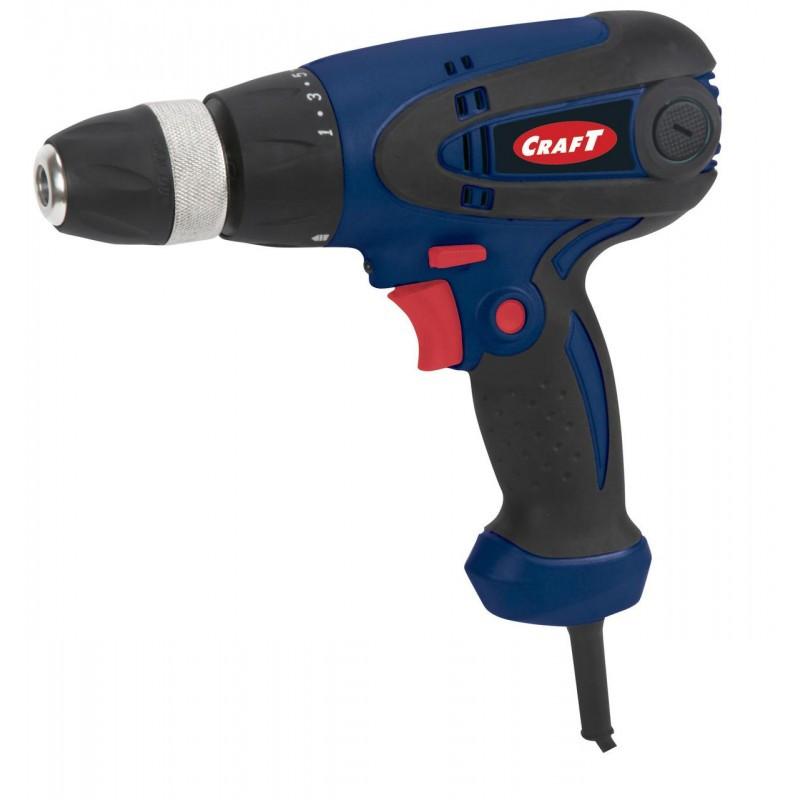 Шуруповёрт сетевой Craft CED-1000 SKL11-236018
