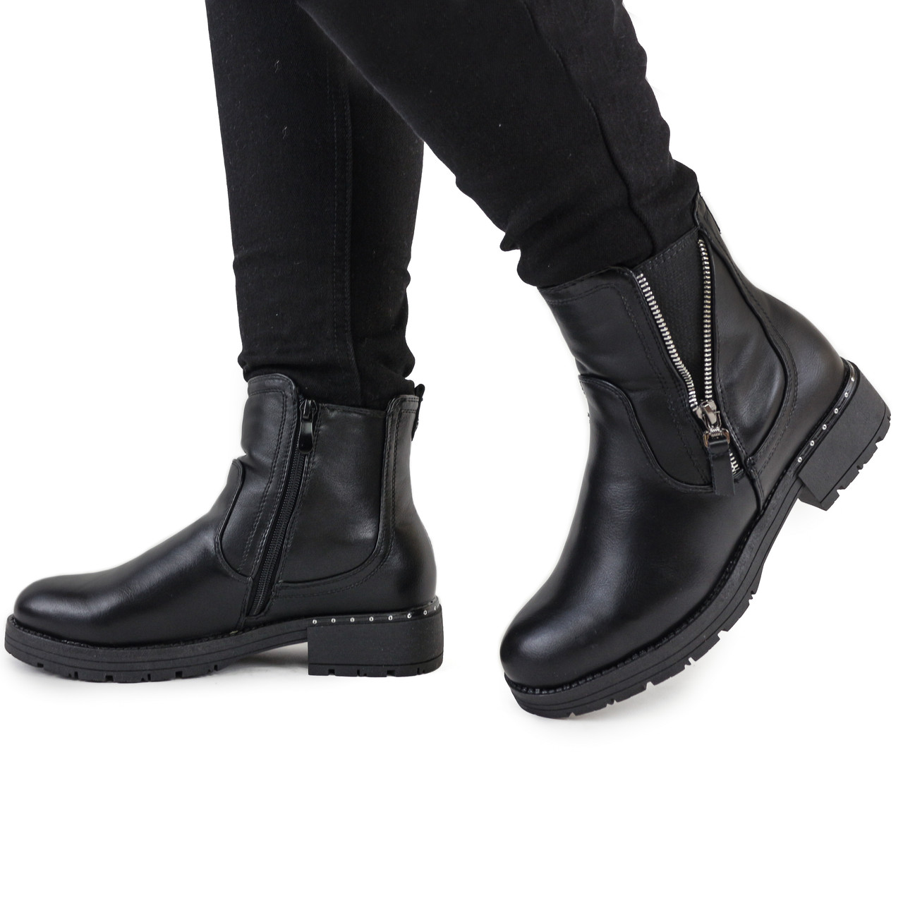 Комфортные женские ботинки для актуальных образов