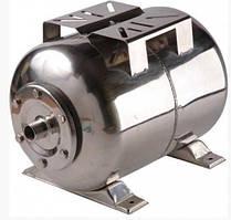 Гідроакумулятор 100л 10bar гір. нержавіюча сталь