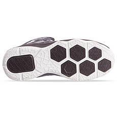 Кроссовки высокие черно-белые OB-3023-1, 42, фото 2