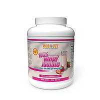 Протеин - Изолят сывороточного протеина - SciFit 100% Whey Isolate 2272 g Strawberry