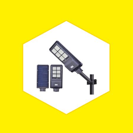 Автономное Освещение и Станции на Солнечных Панелях