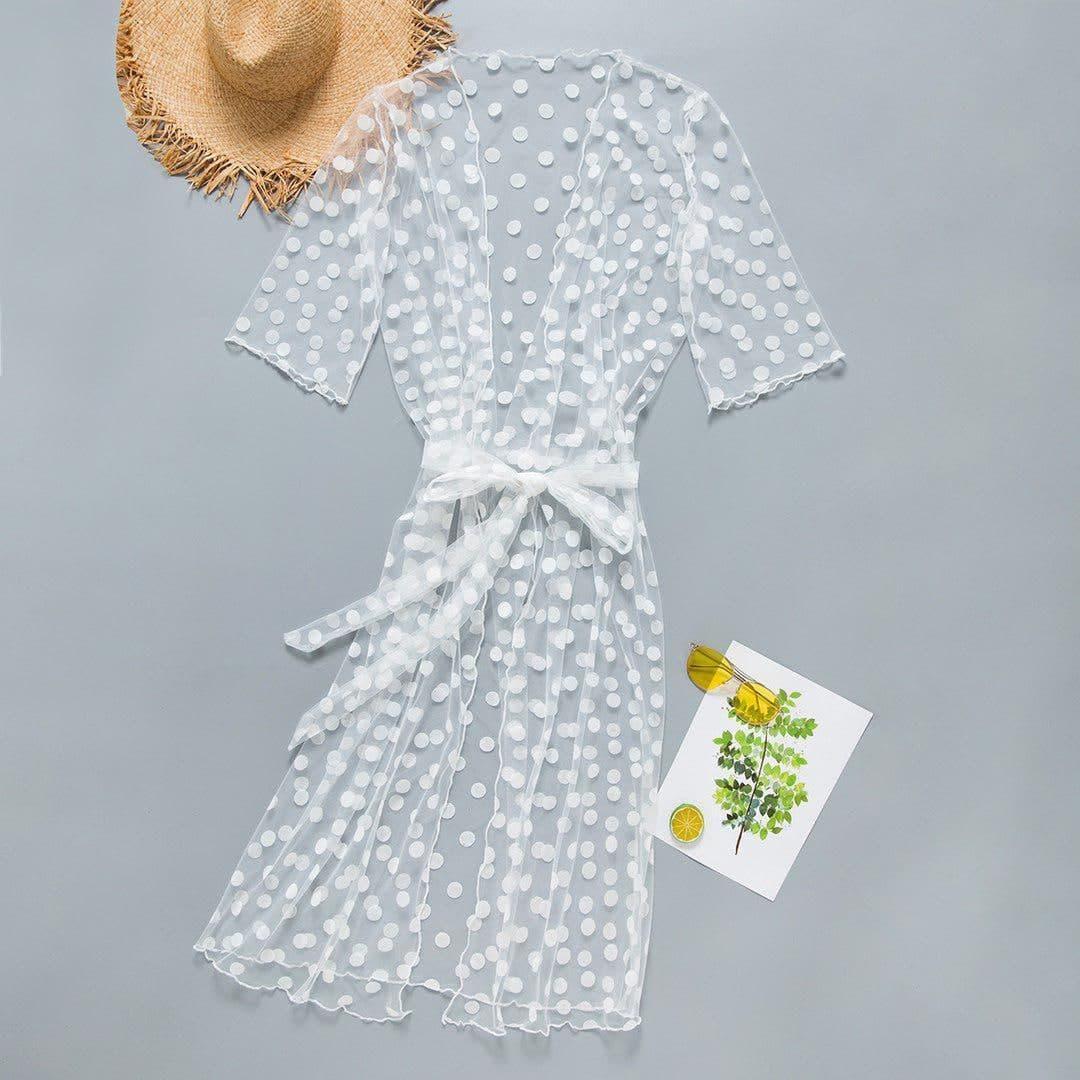 Воздушная накидка для пляжа  Fresh air