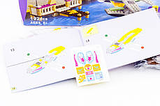 """Конструктор Bela """"Школа пилотирования самолётов"""" 192 деталей арт.10157 (аналог LEGO Friends 3063), фото 2"""