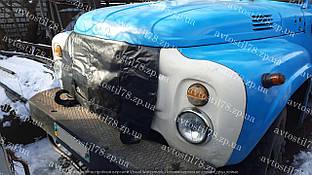 Утеплитель радиатора Зил-130