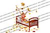 Односпальные кровати Карина