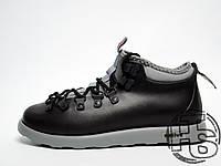 Мужские ботинки Native Fitzsimmons Boots Black/Grey