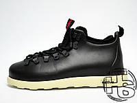 Мужские ботинки Native Fitzsimmons Boots Black/White