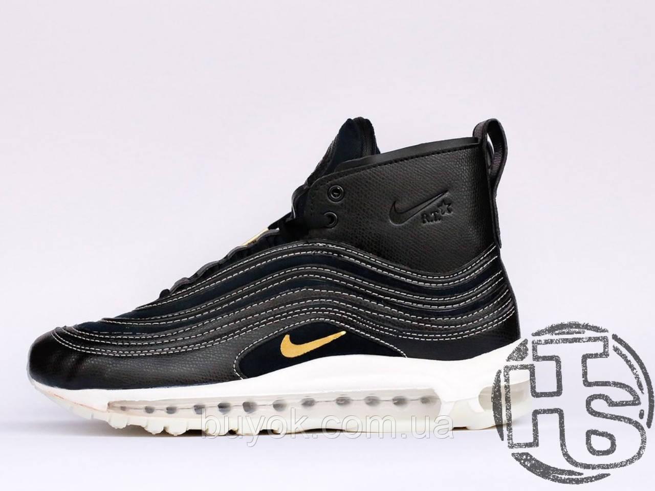Чоловічі кросівки Nike Air Max 97 Mid x RT Riccardo Tisci Black 913314-001