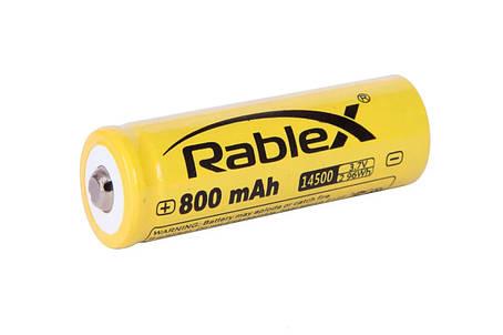 Аккумулятор Rablex 14500-800mAh, фото 2