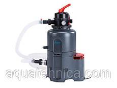 Фильтровальная станция для каркасных бассейнов Azuro 4 м3/час (до 16 м3)