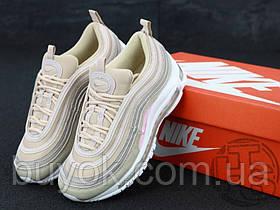 Женские кроссовки Nike Air Max 97 Premium Pink Snakeskin/White 917646-600