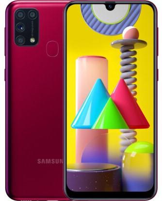 Samsung Galaxy M31 6/128GB Red