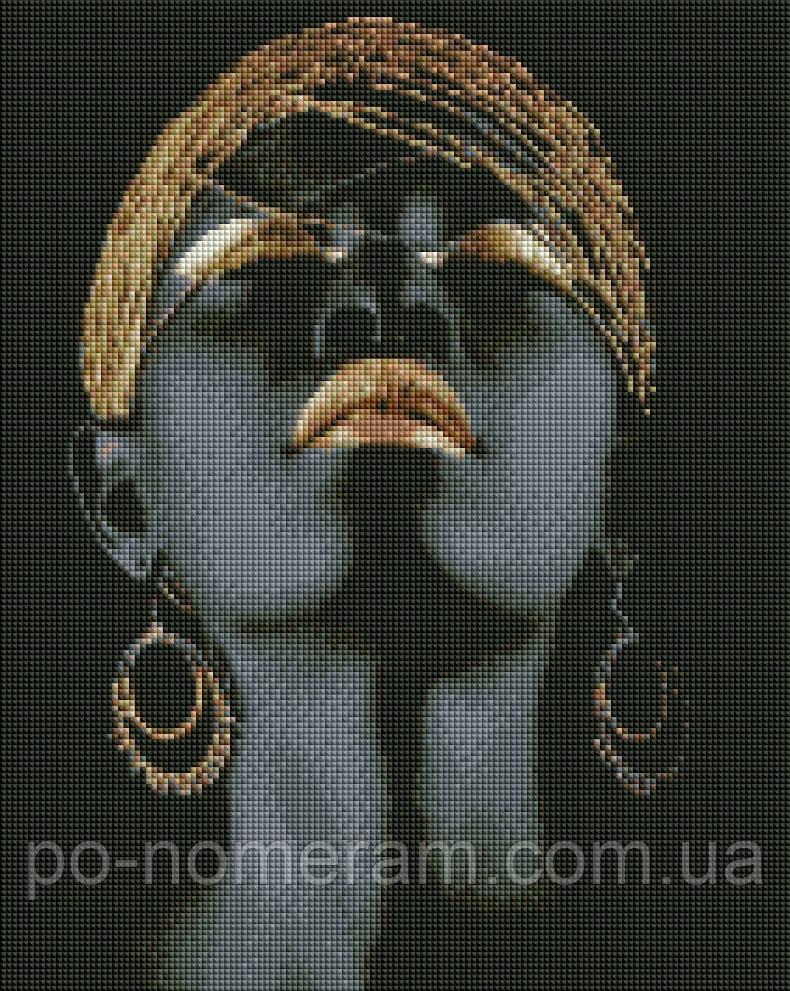 Алмазная вышивка ArtStory Сияющая красота (ASM11) 40 х 50 см (На подрамнике)