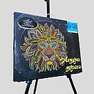 Набор алмазная мозаика ArtStory Лимоны (ASM28) 40 х 50 см (На подрамнике), фото 2