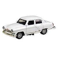 """Машинка """"АВТОПРОМ"""" 7504 ГАЗ 21 (Белый)"""