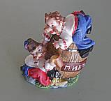 Скарбничка козаки на бочці ZY12454-1, фото 2