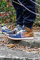 Мужские кроссовки Nike Air Force 1 High Travis Scott Cactus Jack (Найк Трэвис Скотт Кактус Джек) CN2405-900