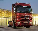 Ремонт турбин Mercedes Actros