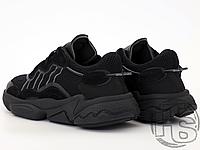 Мужские кроссовки Adidas Ozweego Black/Grey/Onix EE7004
