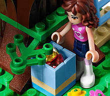 "Конструктор Bela ""Оливия и домик на дереве"" 191 деталей арт. 10158 (аналог LEGO Friends 3065), фото 2"