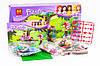 """Конструктор Bela """"Оливия и домик на дереве"""" 191 деталей арт. 10158 (аналог LEGO Friends 3065)"""