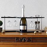 Набор для вина-Зигзаг Гранд Презент SS09188, фото 2