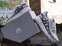 Мужские кроссовки Nike Air Force 1 Low Skeleton Halloween White BQ7541-100