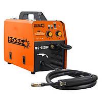 Сварочный полуавтомат Искра MIG-305SP, 220 В, 6.4 кВт, сварка MIG/MMA, проволока 0.6-0.8 мм, электр. 4.0 мм