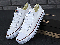 Мужские кеды Converse Chuck Taylor All-Star Ox White M7652C