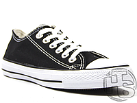 Мужские кеды Converse Chuck Taylor All Star Ox Black M9166