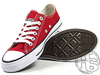 Мужские кеды Converse Chuck Taylor All Star Ox Red M9696