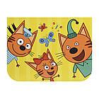 Детская регулируемая парта со стульчиком растишка Bambi W 2071-103-8 / цвет Три кота венге**, фото 5