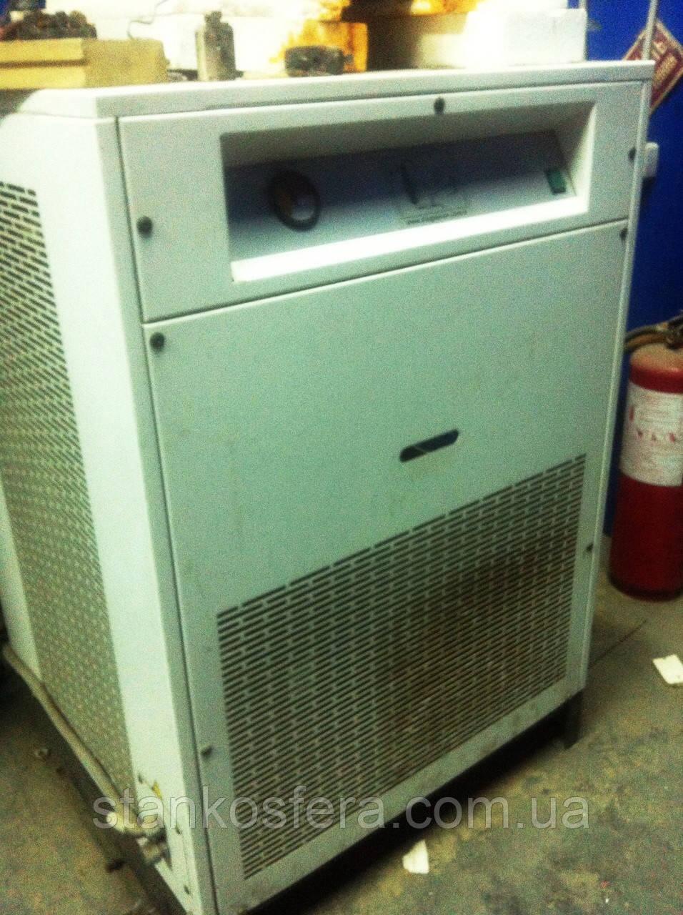 Винтовой компрессор бу Dalgakiran DVK75 с осушителем и ресиверами для сжатого воздуха
