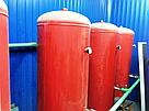 Винтовой компрессор бу Dalgakiran DVK75 с осушителем и ресиверами для сжатого воздуха, фото 4