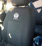 Авточехлы на Daewoo Nexia (подголовники) Prestige, фото 5