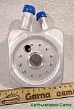 Теплообмінник масляного фільтра Пасат, Гольф, Каді, Бору, Ібіца, Леоні, Толедо Profit, фото 5