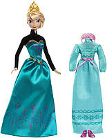 Кукла Эльза день коронации Дисней Disney Frozen Coronation Day Elsa Doll