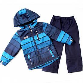 Куртка + полукомбинезон для мальчика деми Nano 255 M S18 рост 110