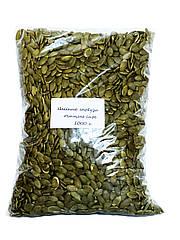 Тыквенные семечки очищенные сырые, 1 кг