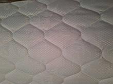 Ткань стеганая на синтепоне на чехол для матраса  Белая 195/150