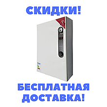 Двухконтурный электрокотел TM Neon 12/12 кВт 380В (Warmly Classic M WCSM/WH)