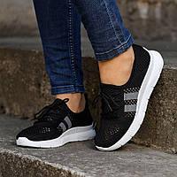 Кросівки жіночі Гіпаніс 544 черн, фото 1
