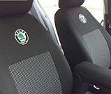 Авточехлы Prestige на Scoda Octavia A5 1/3, авточехлы Престиж на Шкода Октавиа А5 1/3, фото 3
