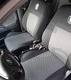 Авточехлы Prestige на Scoda Octavia A5 1/3, авточехлы Престиж на Шкода Октавиа А5 1/3, фото 4