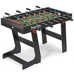 Большой настольный футбол Neo-Sport 445 102 см черный