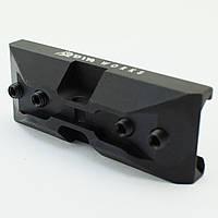 Низкопрофильный адаптер для сошек ODIN P-Pod на базу крепления Picatinny/Weaver