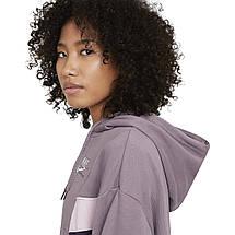 Толстовка жіноча Nike Sportswear Heritage Hoodie Fleece CZ8604-531, фото 3