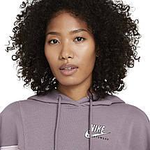 Толстовка жіноча Nike Sportswear Heritage Hoodie Fleece CZ8604-531, фото 2